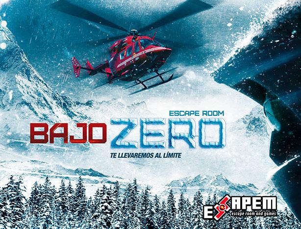 Bajo Zero Room Escape